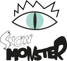 Logo Snow Monster