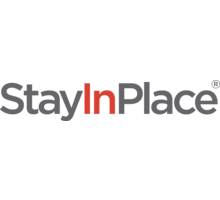 Logo Stay in place
