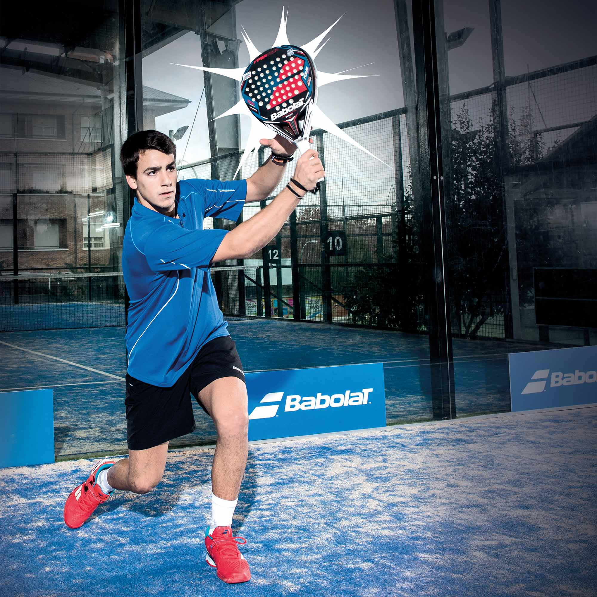 Racket - Padel - Köp online hos Intersport 66bdb1c209426