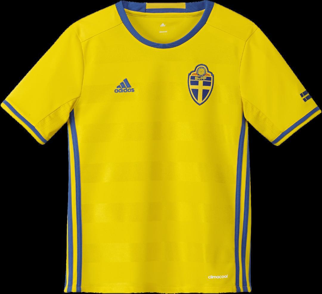 adidas skor rea dam, Adidas SvFF matchtröja 2016 barn Gul