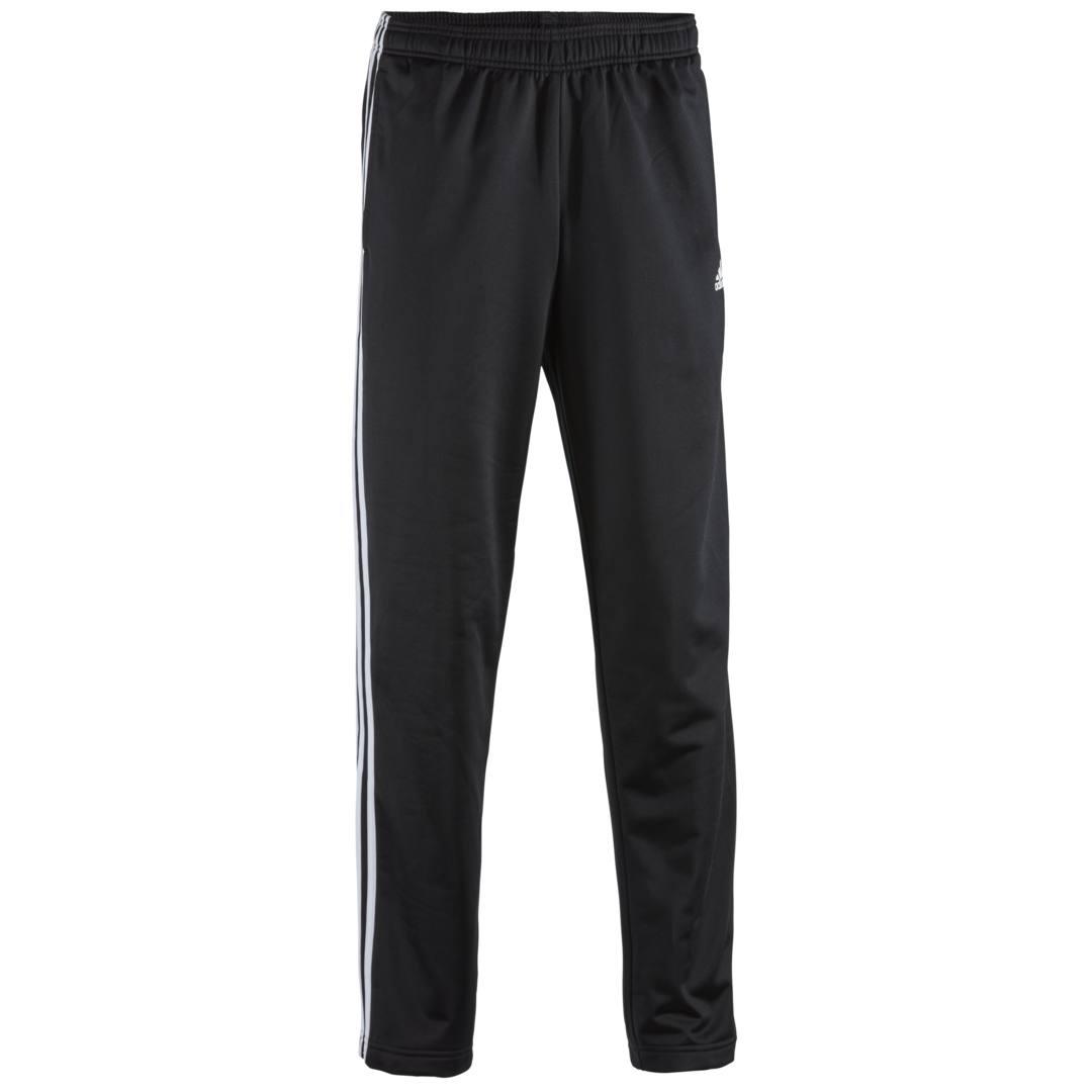 adidas ESS 3S R Tricot wct träningsbyxor BLACKWHITE Köp online hos Intersport