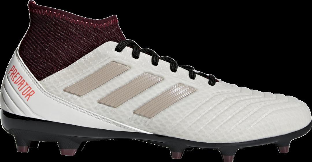 adidas Predator 18.3 W FG AG Fotbollsskor - TALC VAGRME MAROON - Intersport 9c9f419a2bcfa