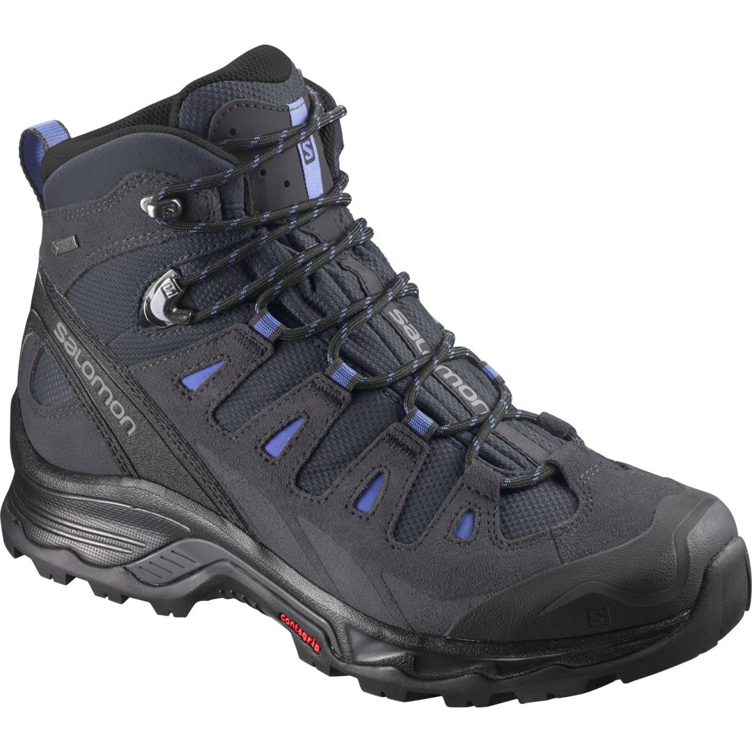 Salomon Quest Prime GTX kängor India Ink PHANTOM Amparo Blue Köp online hos Intersport