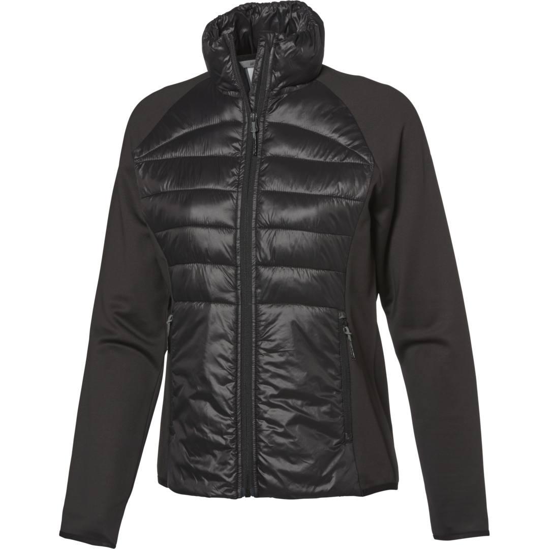 McKinley Flexa W Hybrid jacka BLACK Köp online hos Intersport