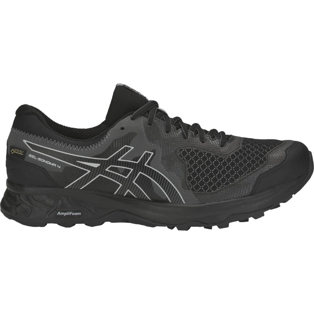 Asics Gel Sonoma 4 GTX M walkingskor BLACKSTONE GREY