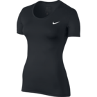 Nike Nike pro cool short sleeve tränings t-shirt BLACK/WHITE