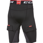 CCM Hockey Compression Jock Sr shorts Black