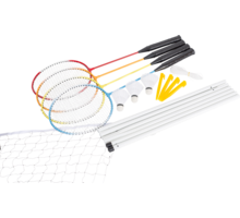 Badmintonset 4 spelare