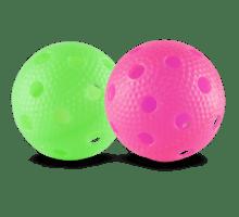Floorball Flow 2-Pack innebandyboll