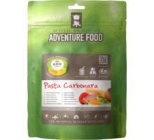 Pasta Carbonara friluftsmat