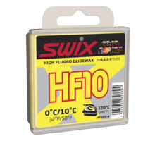 HF10X Gul  0°C/10°C, 40g glidvalla