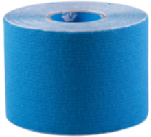 Kinesiology Tape 50mm x 5m  Blue (1-pack in box)