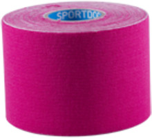 Kinesiology Tape 50mm x 5m Pink (1-pack in box)