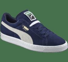 Suede classic+ sko