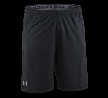8 in Raid shorts