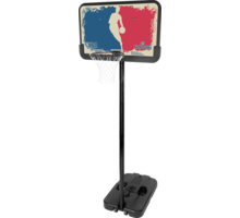 NBA Logoman Portable basketkorg