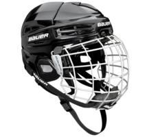 Bauer IMS 5.0 Helmet Combo - Hockeyhjälm