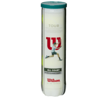 Tour All Court 4 Pack Tennisboll