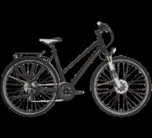 "Utility Trekking Lady 28"" MTB-hybridcykel"