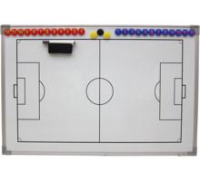 Väggtaktiktavla fotboll 60*90