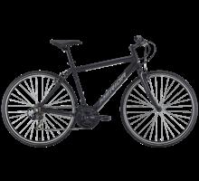Hybrid Crossway Urban 5-V Herr cykel