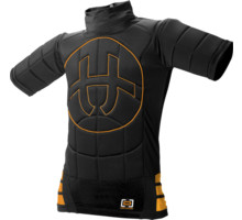 Goalie T-shirt OPTIMA black JR