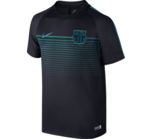 Fcb y top ss sqd cl Tränings t-shirt