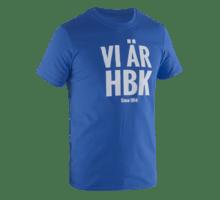 T-shirt Vi är HBK SR
