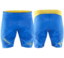 Svenska Löpare short tights M