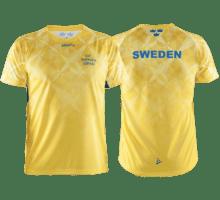 Svenska Löpare M t-shirt