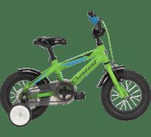 Knytt cykel
