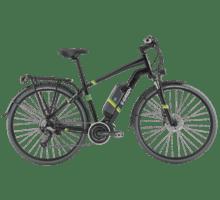 S1 Steps Sport elcykel 2017