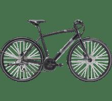 Crossway Urban Montezuma hybridcykel