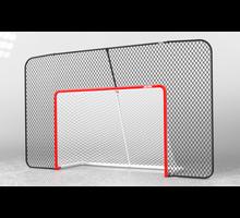 ACON Wave Hockey Combopaket - Mål med skyddsnät