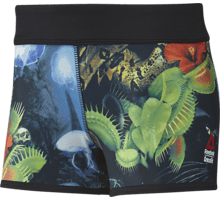 Crossfit Reversible Hidden Jungle Bootie shorts