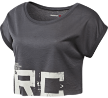 Combat Crop t-shirt