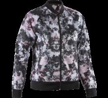 Flower Zip tröja