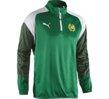 Esito 4 1/4 zip training top JR