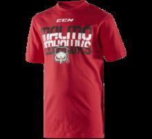 CCM Strike Trough t-shirt JR