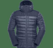 NRA falketind down750 hood Jacket (M-7718 Caviar