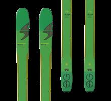 Zero G 095 Alpin/tur skida