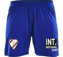 Squad Solid Shorts