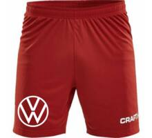 Squad W Solid Shorts