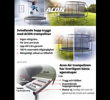 Trampolinpaket Acon Air 3,7 m