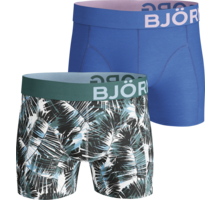 BJÖ 2p SHORTS BB SUMMER PALM