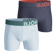 BJÖ 2p SHORTS SEASONAL SOLIDS