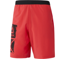 Graphic speed shorts