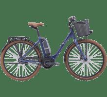 E-Green Steps One City 8 el-cykel