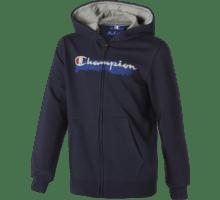 Hooded Full Zip Sweatshirt huvtröja