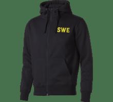 Sweden Zip huvtröja